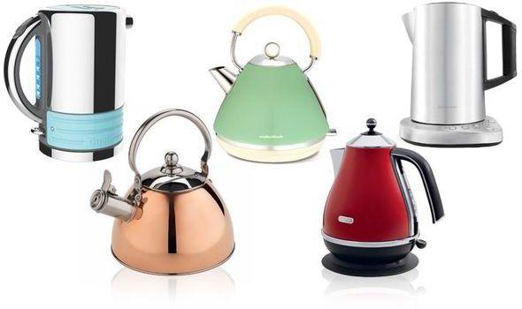 czajniki elektryczne są szybkie i popularne