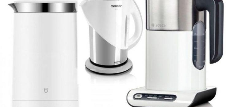 Ranking czajników elektrycznych – Zelmer, Xiaomi, Bosch – jaki wybrać?