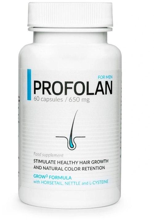 Profolan - tabletki na porost włosów
