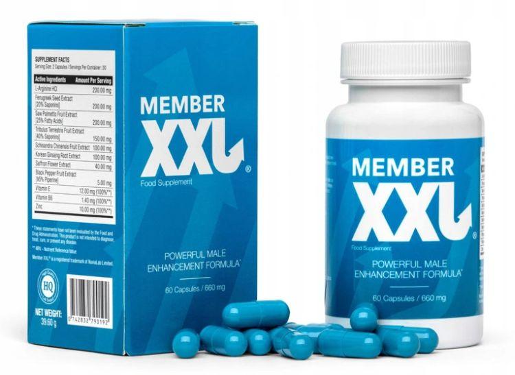 tabletki powiększające członka Memberxxl